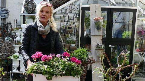 Floristin Tetta Knoll