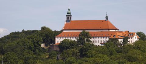 Das Franziskaner-Kloster in Fulda