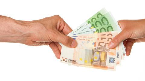 Geld leihen