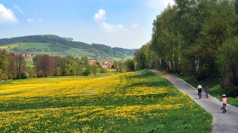 Milseburg-Radweg