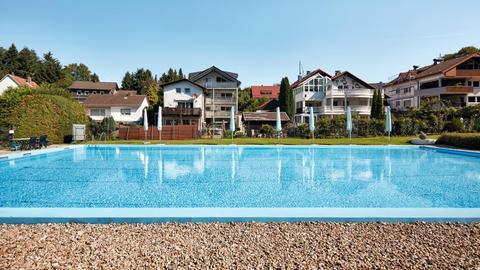 Naturschwimmbäder Hessen