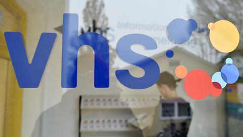 das vhs Logo