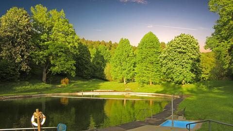 Naturschwimmbad Wallenstein