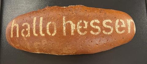 Brot aus Hirse