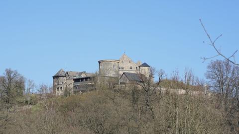 Sababurg im Reinhardswald bei Hofgeismar