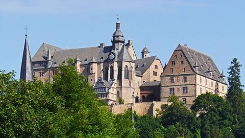 Schloss in Marburg