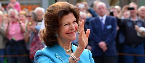 Königin Silvia wird 75