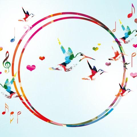 Keyvisual Chorwettbewerb ohne Text