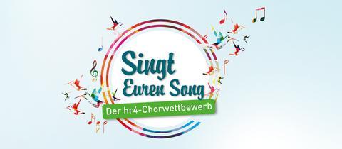 Logo hr4-Chorwettbewerb