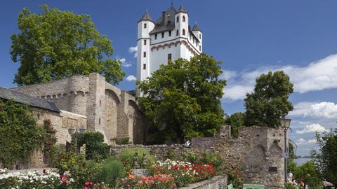 Die Kurfürstliche Burg von Eltville