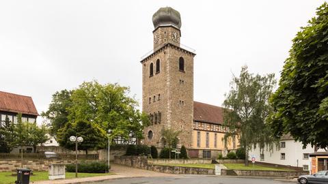 Ev. Kirche Bebra-Weiterode