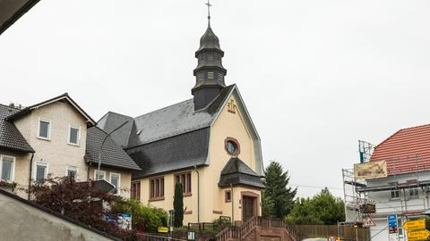 Kirche St. Mariae-Heimsuchung Birstein