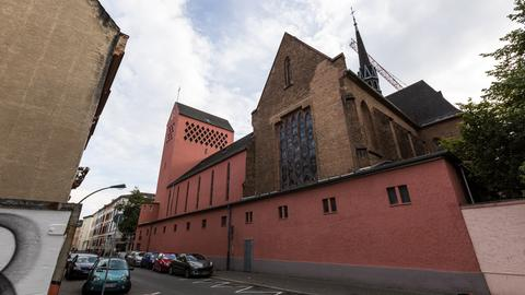 Katholische Pfarrkirche St. Josef in Frankfurt