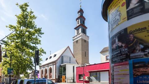 Melanchthonkirche in Frankfurt-Fechenheim