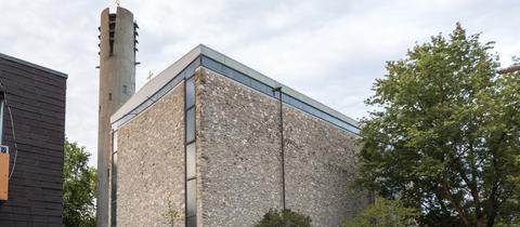 Kirche St. Wendel in Frankfurt-Sachsenhausen