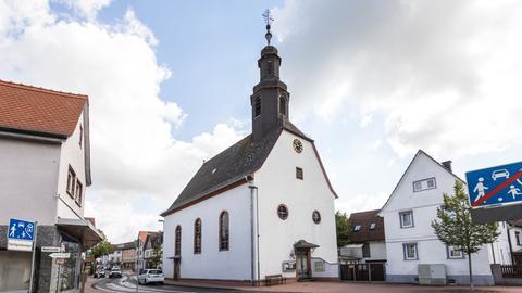 Evangelische Kirche in Friedrichsdorf-Köppern