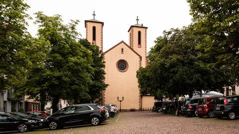 Kirche St. Peter in Gelnhausen