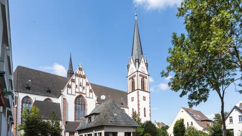 St. Bonifatius-Kirche in Gießen