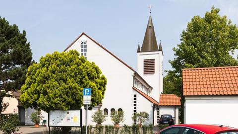 St. Marienkirche in Ginsheim