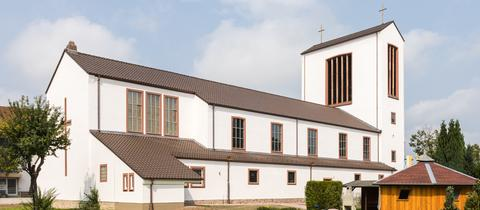 St. Walburga-Kirche in Groß-Gerau