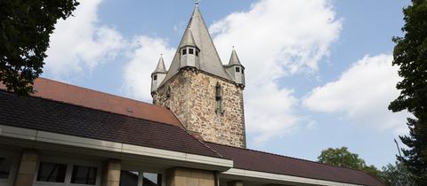 Matthäuskirche in Kassel-Niederzwehren