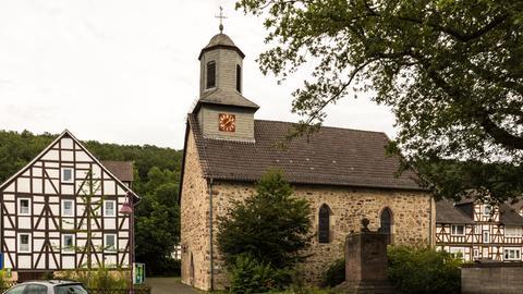 Ev. Kirche in Kaufungen-Niederkaufungen