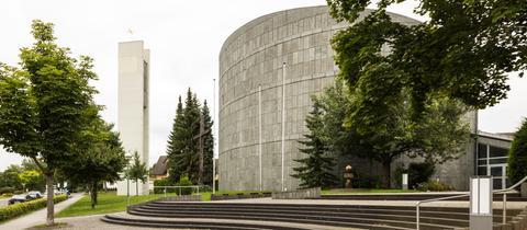 Pfarrkirche St. Antonius in Künzell