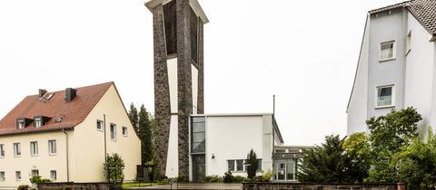 Ev. Kirche in Lollar