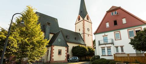 Evangelische Kirche in Münster-Altheim