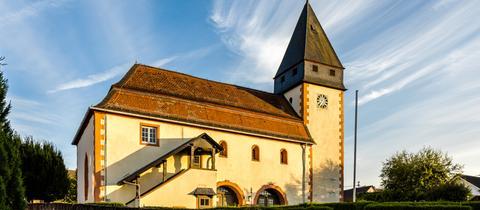 Evangelische Kirche in Nidda-Ulfa