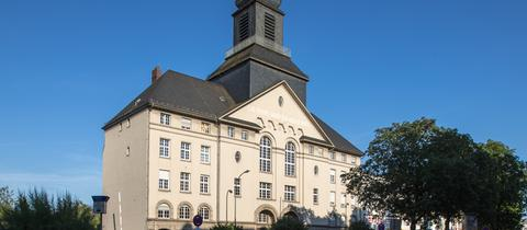 Lutherkirche in Offenbach
