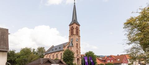 Evangelische Kirche in Rimbach-Zotzenbach
