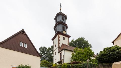 Evangelische Kirche in Ronneburg-Hüttengesäß