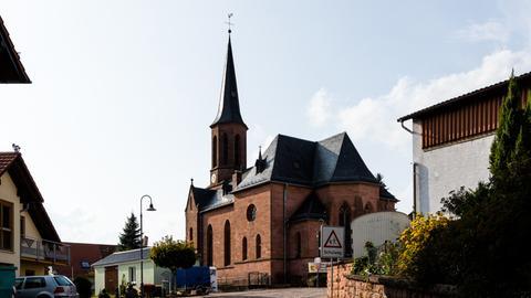 Evangelische Kirche in Rothenberg