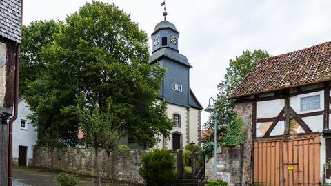 Evangelische Kirche in Schrecksbach