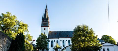 St. Peter und Paul-Kirche in Villmar