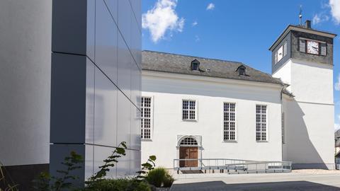 Evangelische Kirche in Taunusstein-Wehen