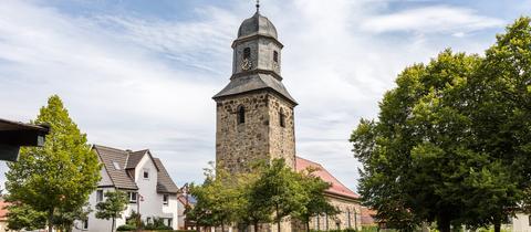 Evangelische Kirche in Vellmar-Obervellmar