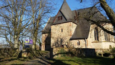 Evangelische Kirche in Staufenberg-Kirchberg