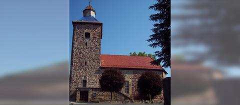 Evangelische Pfarrkirche in Datterode