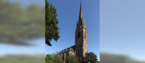 Kirche St. Katharina in Eschwege Neustadt