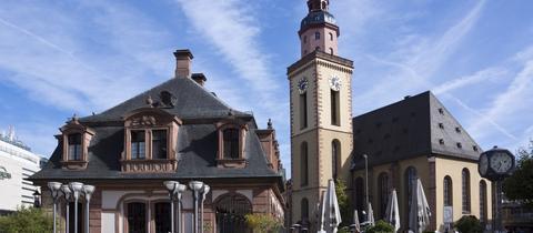 Katharinenkirche in Frankfurt