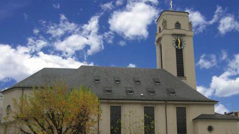 Lukaskirche in Frankfurt-Sachsenhausen