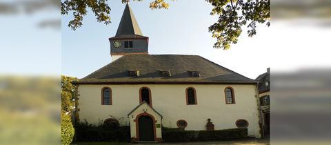 Kreuzkirche in Frankfurt-Preungesheim