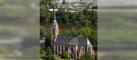 Kirche St. Mauritius in Frankfurt-Schwanheim