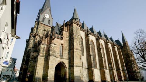 Stadtkirche in Friedberg