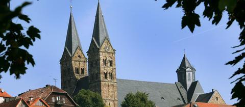 St. Petri-Dom in Fritzlar