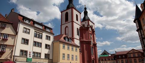 Stadtpfarrkirche St. Blasius in Fulda