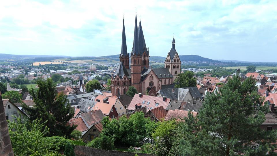Regenradar Gelnhausen