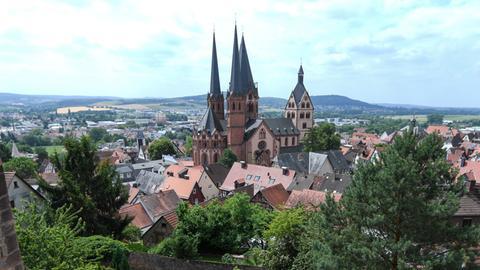 Marienkirche in Gelnhausen